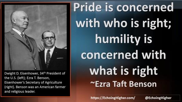 Ezra Benson Pride