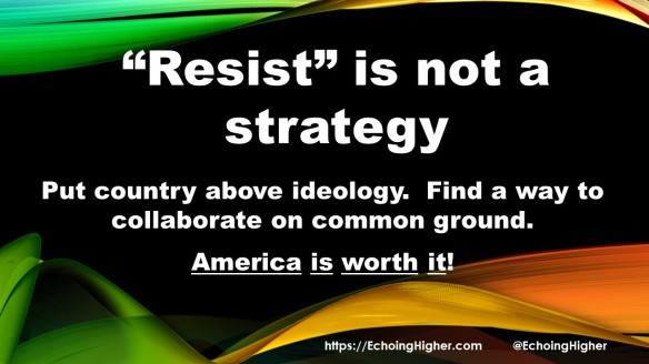Resist quote